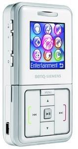 3GSM: Benq Siemens EF51, móvil MP3