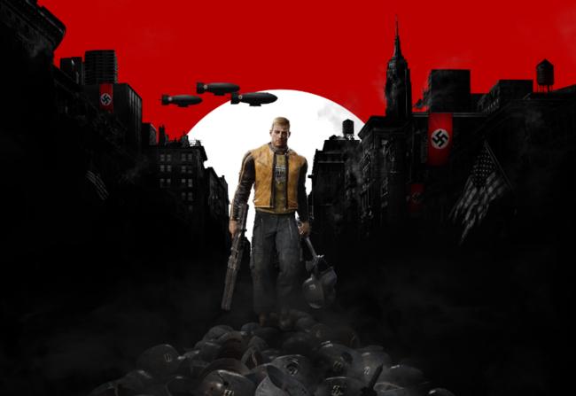 Wolfenstein 2 The New Collosus