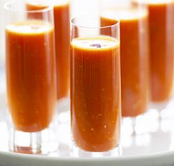 ¿Gazpacho o sopa fría?