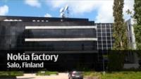 Nokia vende su última fábrica en Finlandia