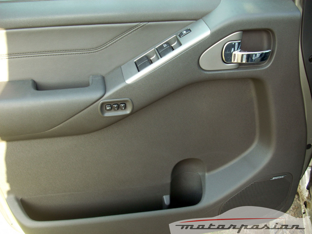 Foto de Nissan Pathfinder (prueba) (21/48)