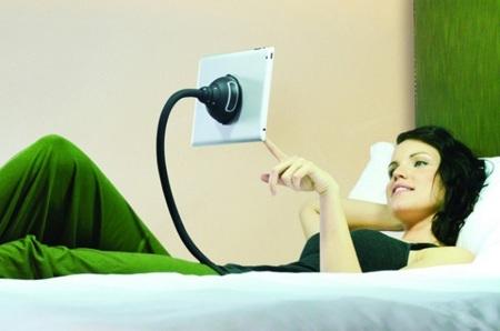 Monkey Kit, un soporte flexible para la tableta