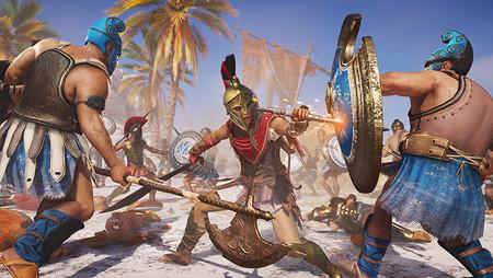 Estás serán todas las ediciones de coleccionista de Assassin's Creed: Odyssey y su figura de 750 euros [E3 2018]