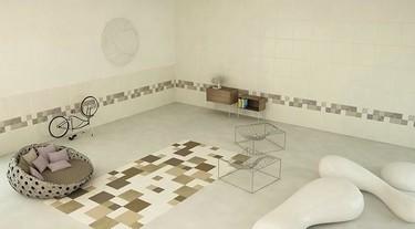 Lapèlle, azulejos de piel para crear contrastes en las paredes de tu hogar