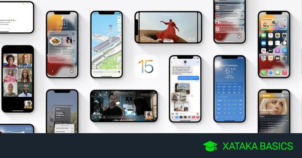 iOS 15: principales novedades, dispositivos compatibles y cómo instalarlo