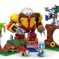 Sonic tendrá su propio set oficial de LEGO basado en Sonic Mania e ideado por un fan