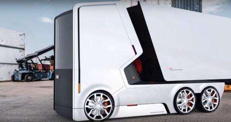 Si Audi tuviese que hacer un camión, podría ser como uno de estos