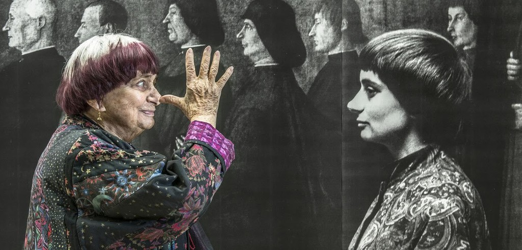 Die Agnès Varda, the legendary French filmmaker, at the age of 90