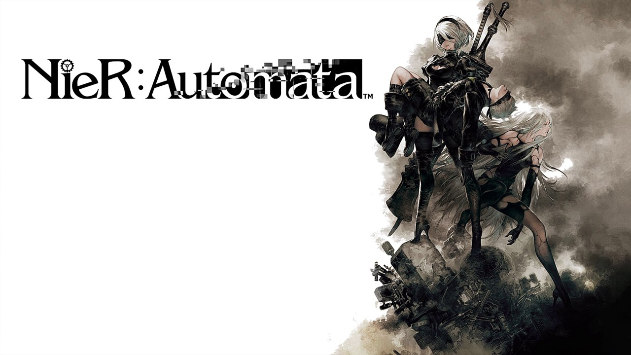 Nier Automata - Demo Gameplay