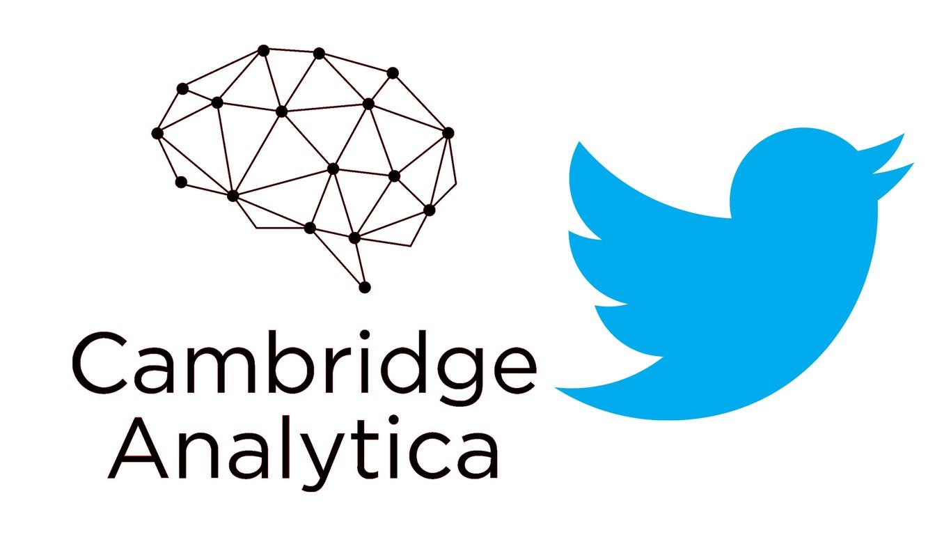 twitter-robo-Cambridge-Analytica-facebook