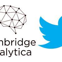 Twitter le vendió datos al mismo investigador de Cambridge Analytica que se los robó a Facebook