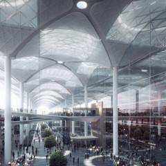 Foto 4 de 6 de la galería nuevo-aeropuerto-de-estambul en Xataka