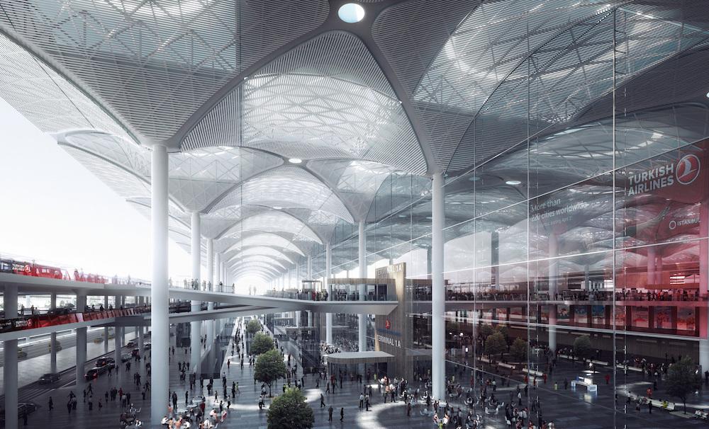 Foto de Nuevo aeropuerto de Estambul (4/6)