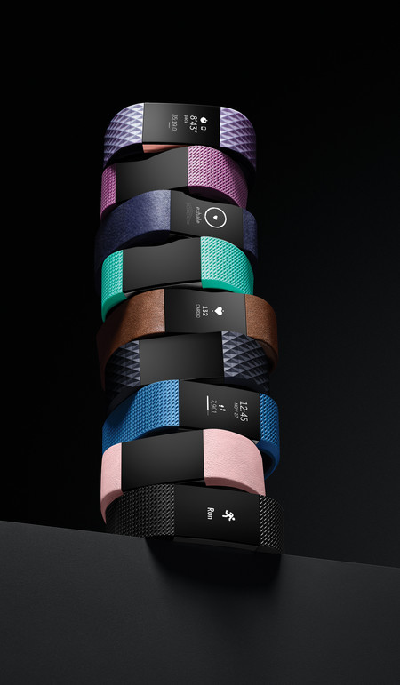 Fitbit Charge 2 Family 1