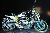 BMW Lo Rider: una concept-bike espectacular en EICMA