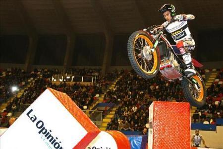 Toni Bou de nuevo Campeón de España de Trial Indoor