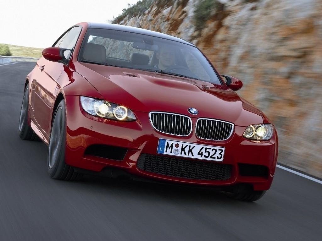 Foto de BMW M3 Coupé (21/38)