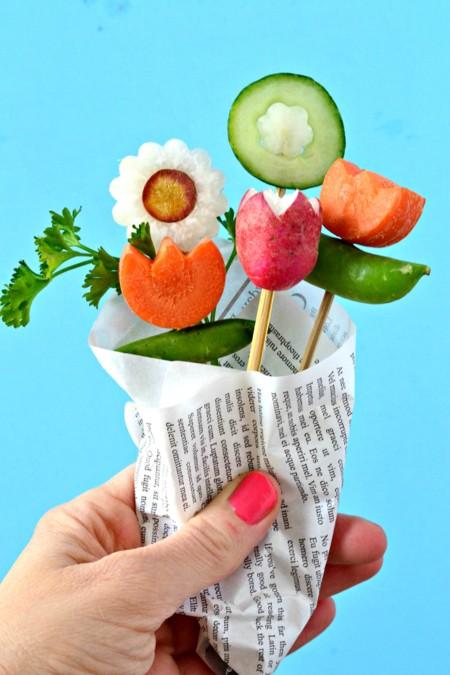 Cómo convertir tus verduras en algo realmente excitante