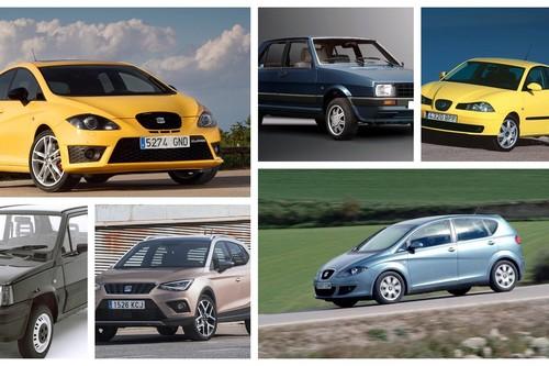 Estas son las 14 ciudades españolas que han puesto nombre a modelos de SEAT
