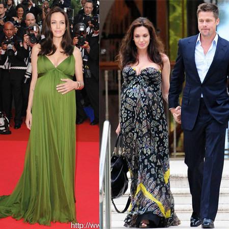 El estilo de Angelina Jolie