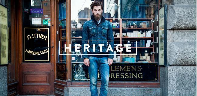 Colección Heritage Pull&Bear Otoño Lookbook 2012