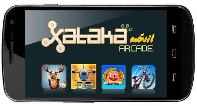 xataka movil arcade android 9