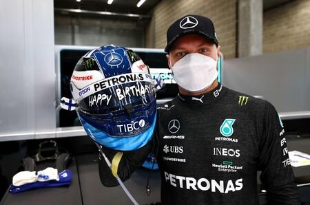Bottas Mercedes F1 2021