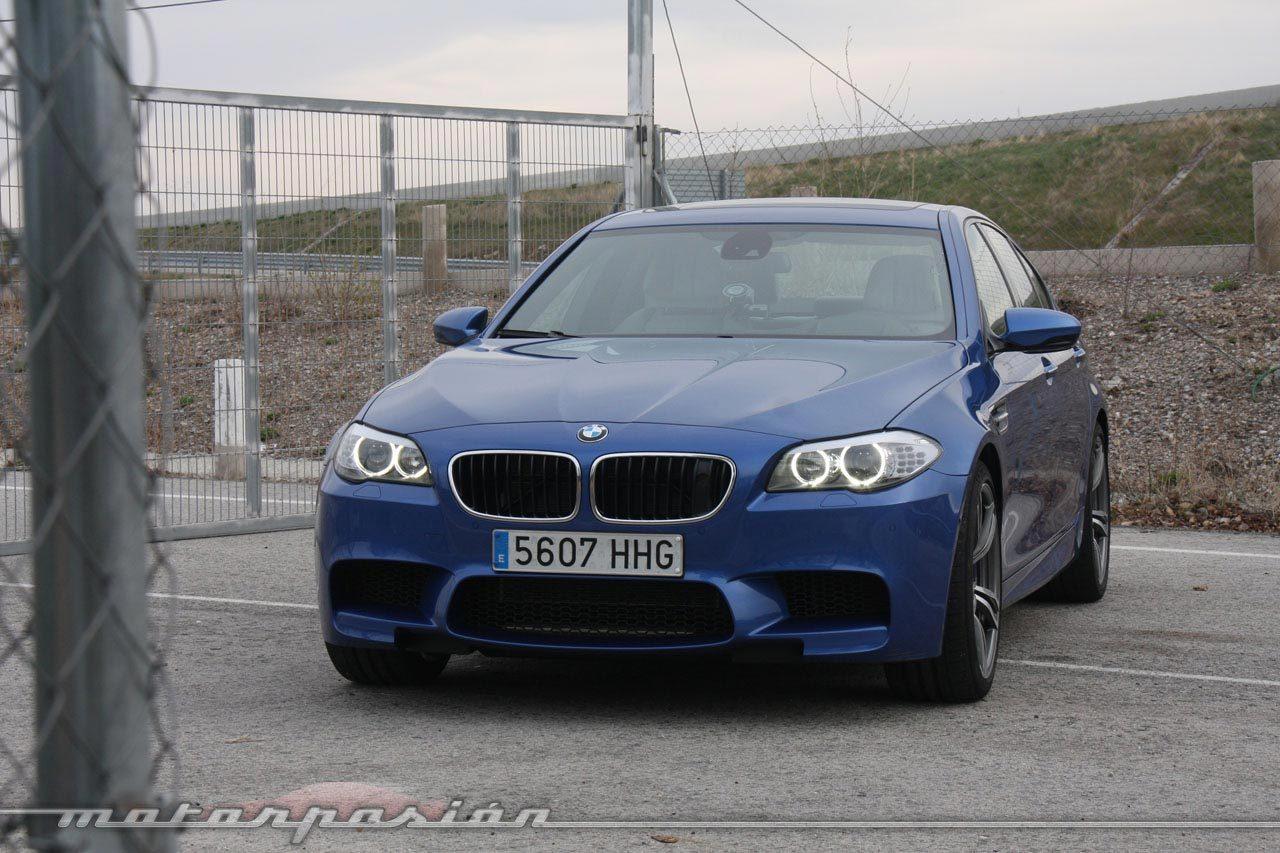 Foto de BMW M5 (Prueba) (45/136)