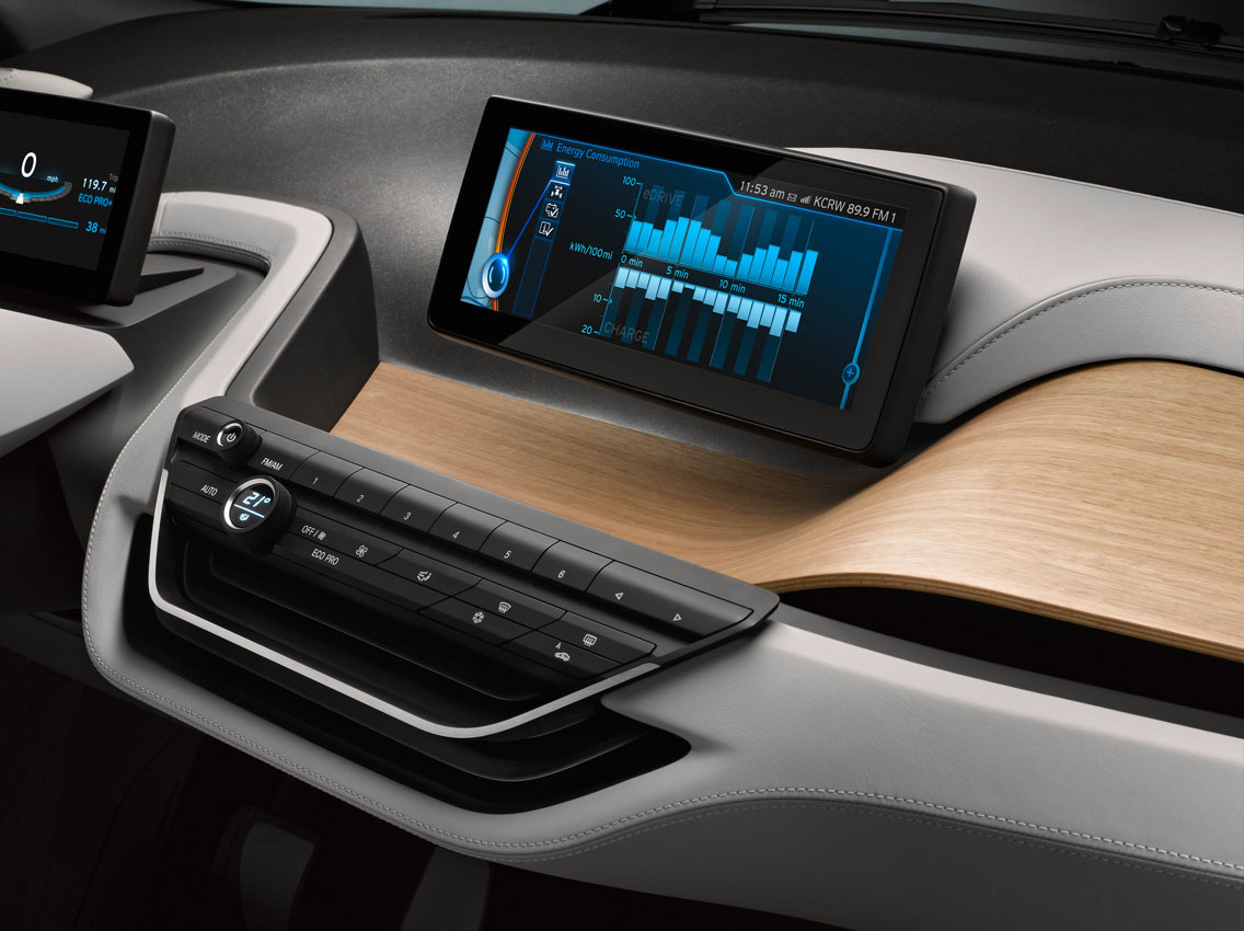 Foto de BMW i3 Concept Coupé (18/25)
