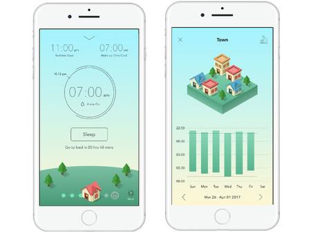 SleepTown: construye ciudades mientras mejoras tus hábitos de sueño