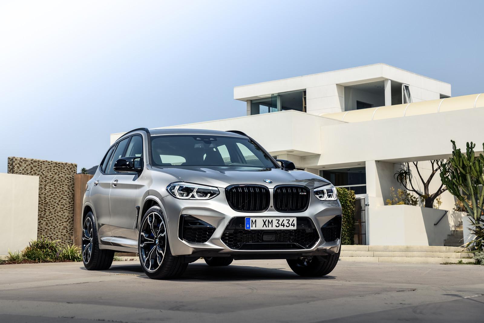 Foto de BMW X3 M 2020 (Presentación) (74/80)