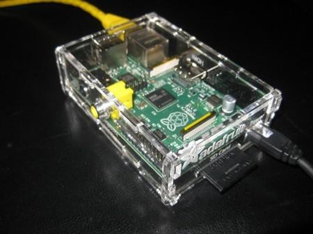 Podemos tener cajas tan vistosas como esta de Adafruit para cuidar de nuestra Raspberry Pi