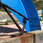 El Museo de Anclas Philippe Cousteau en Salinas