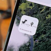 El widget del dinosaurio llega a Google Chrome en su versión estable: así puedes instalarlo