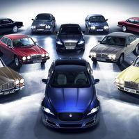 Este Jaguar XJ50 es una edición especial para celebrar el medio siglo de historia del Jaguar XJ