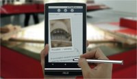 Asus Eee Pad MeMo se gusta como libreta digital