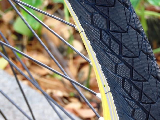 Pinchazo Bicicleta