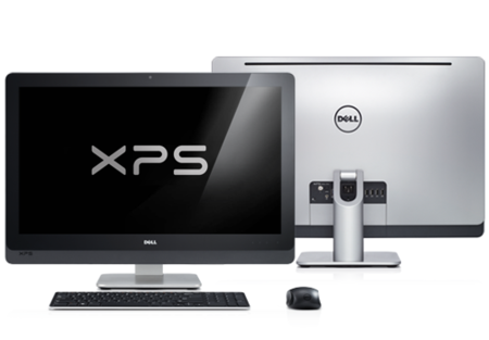 Dell XPS One 27 completo