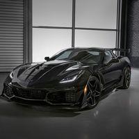 ¿Quieres ser dueño del primer Chevrolet Corvette ZR1 2019? Se subastará en enero