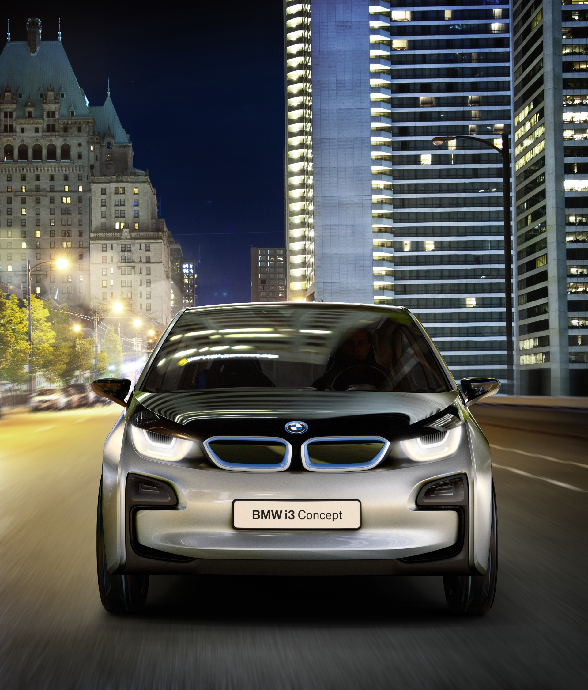 Foto de BMW i3 Concept (1/11)
