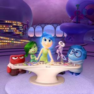 Primera imagen y tráiler de Inside Out la nueva película de Pixar para el 2015