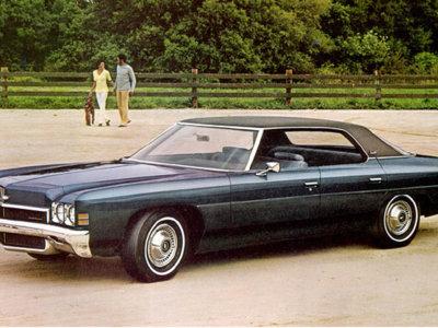 El zasca de Sōichirō Honda a General Motors, al adaptar el CVCC del Civic a un Chevrolet Impala