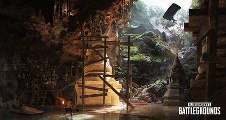 El nuevo mapa de PUBG tendrá un sistema de cuevas subterráneas inspirado en Tailandia