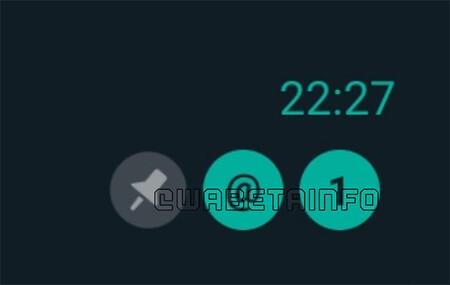 Whatsapp Mención