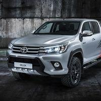 Toyota celebra medio siglo de éxitos del Hilux con el concept 'Invincible 50'
