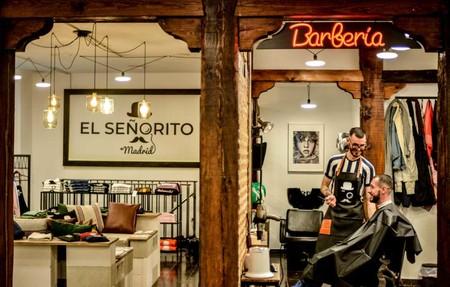 Llega A Madrid El Senorito Un Nuevo Concepto De Barberia Y Boutique Para El Hombre 01