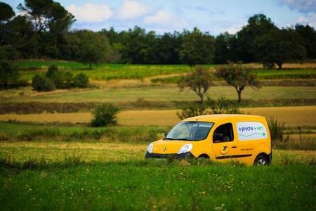 El Servicio Postal Francés probará extensores de autonomía a base de hidrógeno