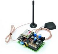 Conectividad GSM/GPRS y posicionamiento GPS en la Raspberry Pi