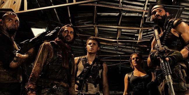 Otros protagonistas de 'Riddick'