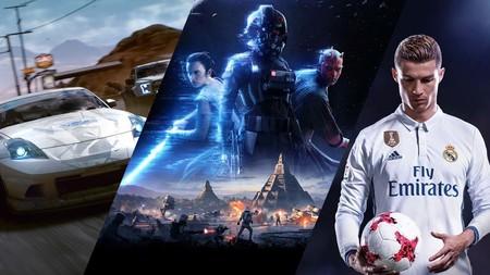 Star Wars: Battlefront II, Need for Speed y FIFA 18 son los juegos de Electronic Arts en el E3 2017